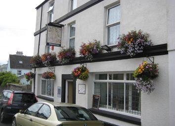 Thumbnail Pub/bar for sale in 40 Waterloo Street, Stoke Village, Plymouth