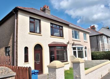Thumbnail 3 bed semi-detached house for sale in Pine View, Beaumont Road, Ramsey