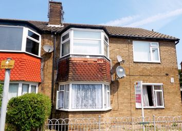 Thumbnail 2 bed flat to rent in Cranbourne Street, Hull