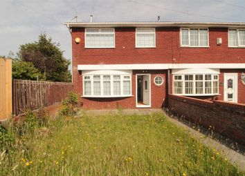 Thumbnail 2 bed end terrace house to rent in Station Mews, Glovers Brow, Kirkby, Liverpool
