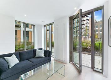 Thumbnail 1 bed flat for sale in Thameside House, Royal Wharf, London