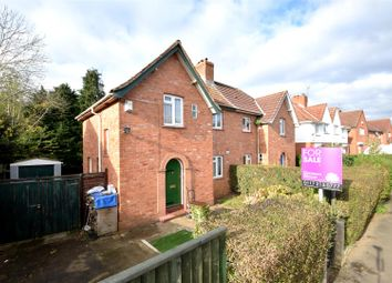 Thumbnail 3 bedroom semi-detached house for sale in Lake Road, Westbury-On-Trym, Bristol