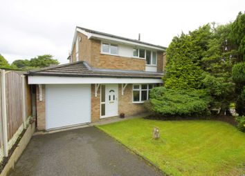 Thumbnail 4 bed detached house for sale in Shawbury Close, Blackrod, Bolton