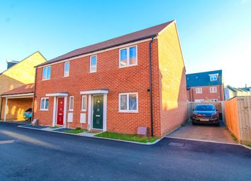 Thumbnail 3 bed semi-detached house for sale in Culture Close, Mile End, Colchester