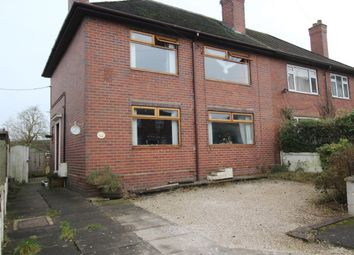 Thumbnail 3 bed semi-detached house for sale in Mollison Road, Meir, Stoke-On-Trent
