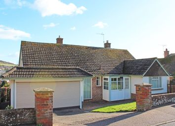 Thumbnail 4 bed bungalow for sale in Glebelands, Sidmouth