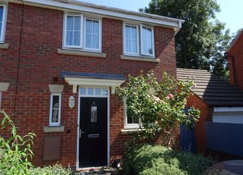 2 bed town house for sale in Garner Close, Barwell, Leicester LE9
