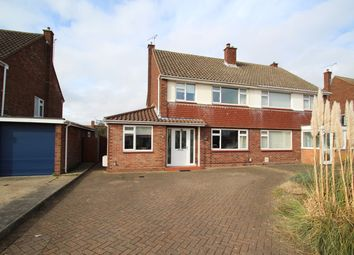 Thumbnail 4 bedroom semi-detached house for sale in Penshurst Road, Ipswich