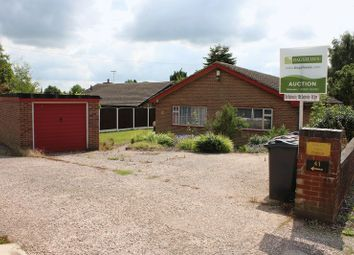 Thumbnail 3 bed detached bungalow for sale in Heath Cross, Uttoxeter