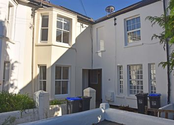 Thumbnail 2 bed terraced house to rent in Stanhope Road, Worthing