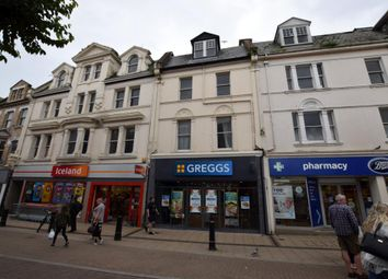 Thumbnail 4 bed maisonette to rent in Victoria Street, Paignton, Devon