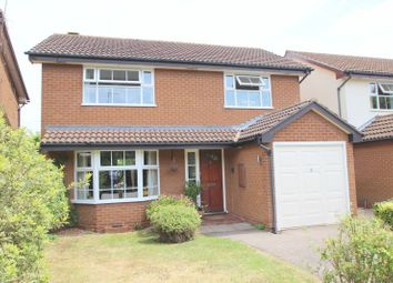 Thumbnail 4 bed detached house for sale in Seymour Road, Shottery, Stratford-Upon-Avon