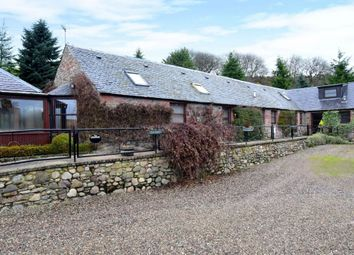 Thumbnail 5 bed semi-detached house for sale in The Granary, East Kinwhirrie, Cortachy, Kirriemuir