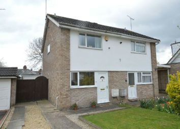 Thumbnail 2 bed semi-detached house for sale in Coltbeck Avenue, Narborough, Leicester