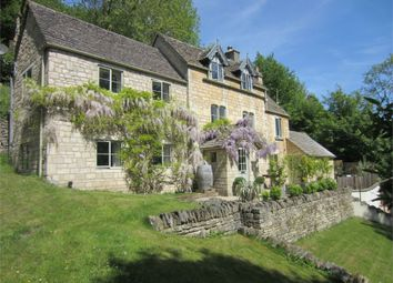 Thumbnail 3 bed detached house for sale in Burleigh, Stroud