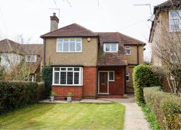 Thumbnail 4 bed detached house for sale in Watling Street, St. Albans