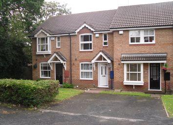 Thumbnail 2 bed terraced house to rent in Woodridge Avenue, Quinton, Birmingham