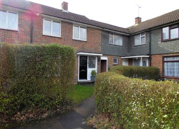 Thumbnail 2 bed terraced house for sale in Clayton Grove, Bracknell