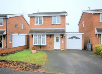 Thumbnail 3 bed detached house for sale in Java Crescent, Trentham, Stoke-On-Trent