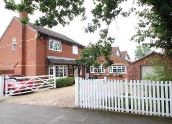 Thumbnail 5 bed detached house for sale in Cavendish Gardens, Winnersh, Wokingham