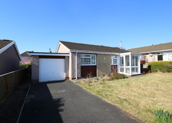 Thumbnail 3 bedroom detached bungalow for sale in Pendre Close, Brecon