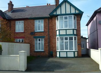 Thumbnail 3 bed semi-detached house for sale in Aberystwyth Road, Cardigan, Ceredigion