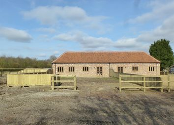 Thumbnail 3 bed barn conversion for sale in Gull Lane, Leverington, Wisbech