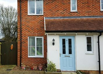 Thumbnail 2 bedroom semi-detached house for sale in Admiral Wilson Way, Swaffham