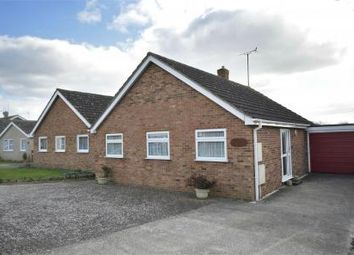 Thumbnail 3 bed detached bungalow for sale in Holmes Avenue, Raunds, Northamptonshire