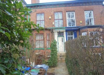 Thumbnail 4 bed terraced house for sale in Park Avenue, Rushford Park, Manchester