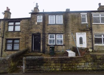 Thumbnail 2 bedroom terraced house for sale in Holme Top Lane, Bradford