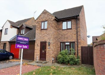 Thumbnail 3 bed link-detached house for sale in Angora Way, Fleet