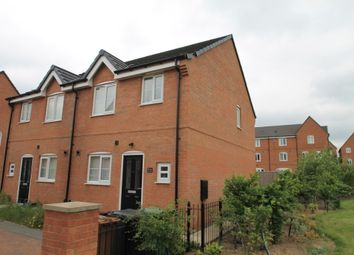 Thumbnail 3 bed semi-detached house to rent in Tunnicliffe Way, Thornbury