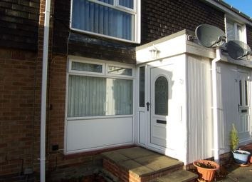 Thumbnail 2 bed flat to rent in Westerkirk, Cramlington