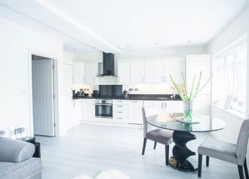 Thumbnail 2 bed flat for sale in Manor Avenue, Hornchurch
