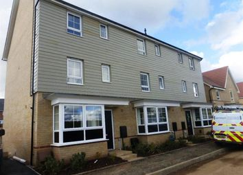 Thumbnail 4 bed property to rent in Saturn Court, Wellingborough, Northamptonshire