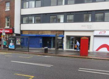 Thumbnail Retail premises to let in 70 High Street, Green Dragon House, Croydon