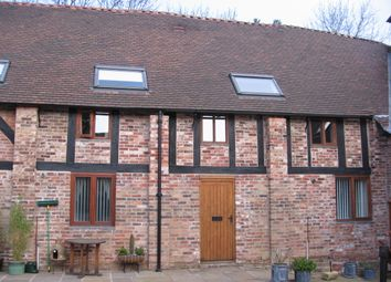 Thumbnail 2 bedroom barn conversion to rent in King Charles Barns, Church Street, Madeley, Telford