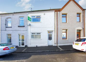 Thumbnail 2 bed terraced house for sale in Grafog Street, Port Tennant, Swansea