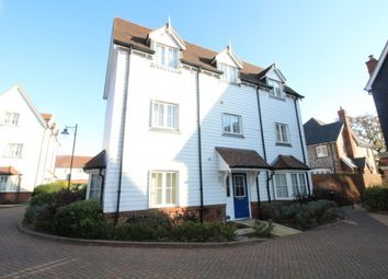 Thumbnail 4 bed detached house to rent in Lillywhite Road, Westhampnett, Chichester