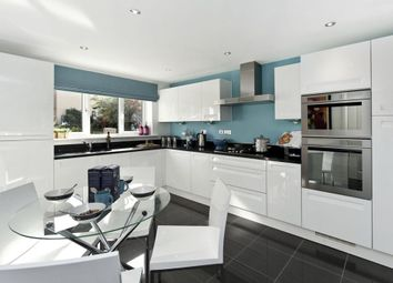 "Thumbnail 3 bed detached house for sale in ""Faringdon"" at Birmingham Road, Bromsgrove"