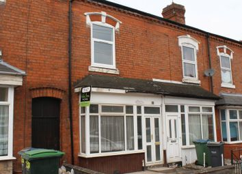 Thumbnail 3 bed terraced house to rent in Milcote Road, Bearwood, Smethwick