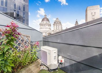 Thumbnail 3 bed flat to rent in Mann Island, Liverpool