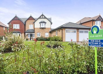 Thumbnail 5 bedroom detached house for sale in Carey Close, Eastchurch, Sheerness