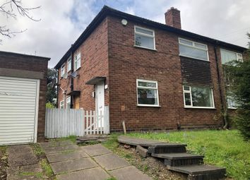 Thumbnail 2 bedroom maisonette for sale in Treaford Lane, Birmingham