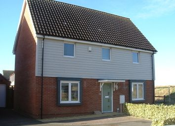 Thumbnail 4 bedroom detached house for sale in Anson Road, Upper Cambourne, Cambridge
