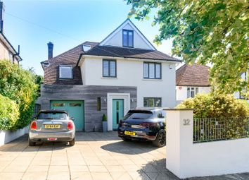 Tongdean Road, Hove, East Sussex BN3. 4 bed detached house for sale