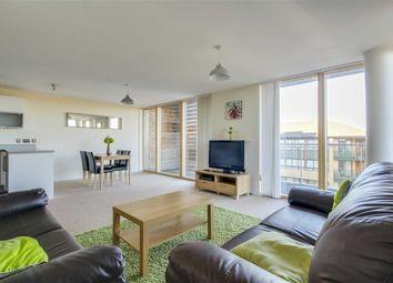 Thumbnail 3 bed flat to rent in Topaz House, Central Milton Keynes, Milton Keynes