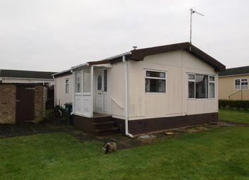 Thumbnail 2 bed mobile/park home for sale in Cottenham, Cambridge, Cambridgeshire