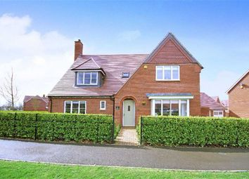 Thumbnail 4 bed detached house to rent in William Morris Way, Swindon, Wiltshire
